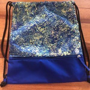 Lululemon Seawheeze 2019 gear check bag
